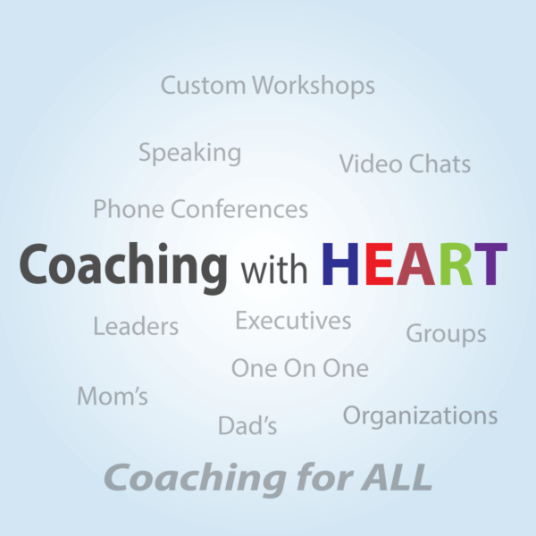 Coaching for all people graphic