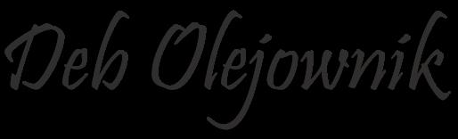 Deb Olejownik signature